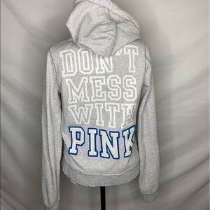VS PINK hoodie jacket